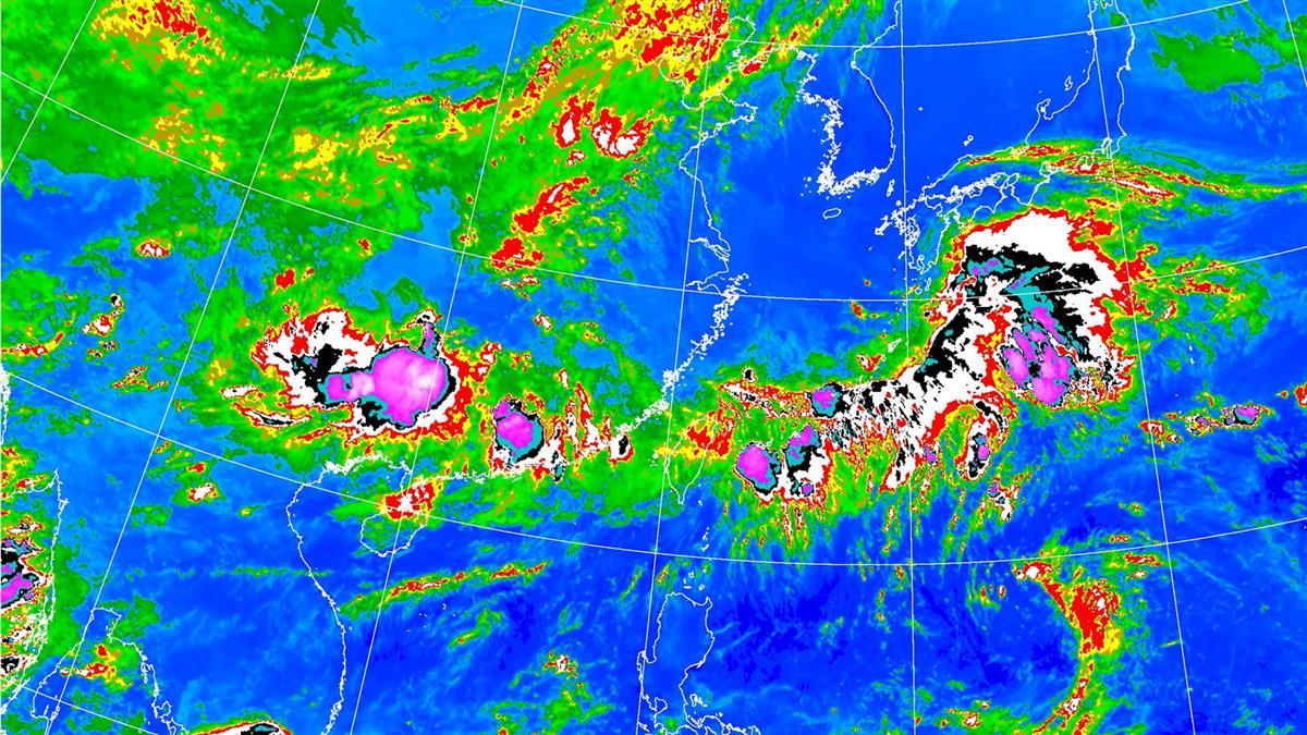 雨漸緩!2號颱風「鸚鵡」是否生成?氣象局給答案