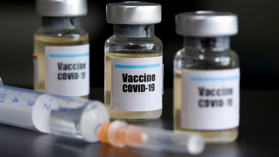 肺炎疫情:中美「口水戰」延至疫苗研發