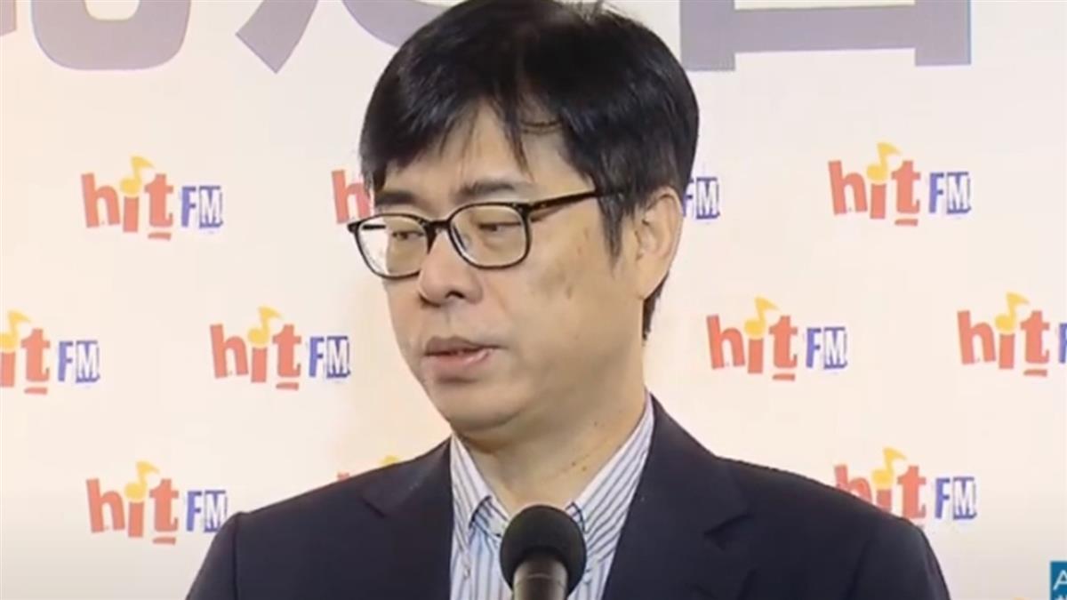 勸韓國瑜應如期補選 陳其邁:拖延對市民好嗎?