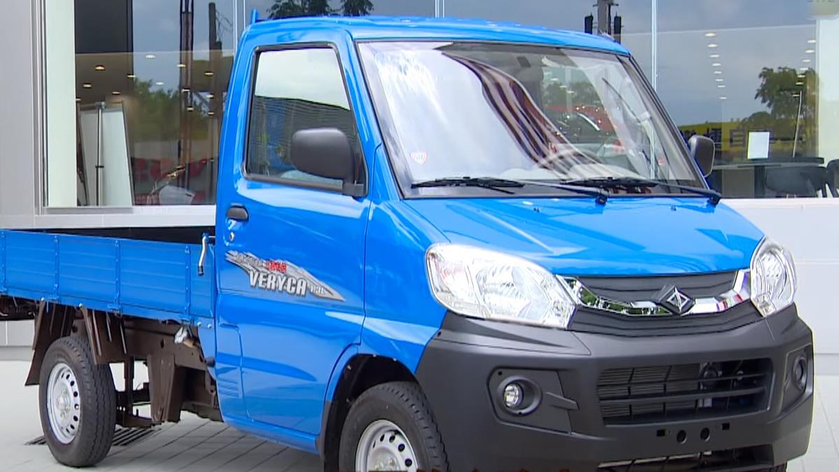 中華商用車振興方案 舊換新小貨車免40萬