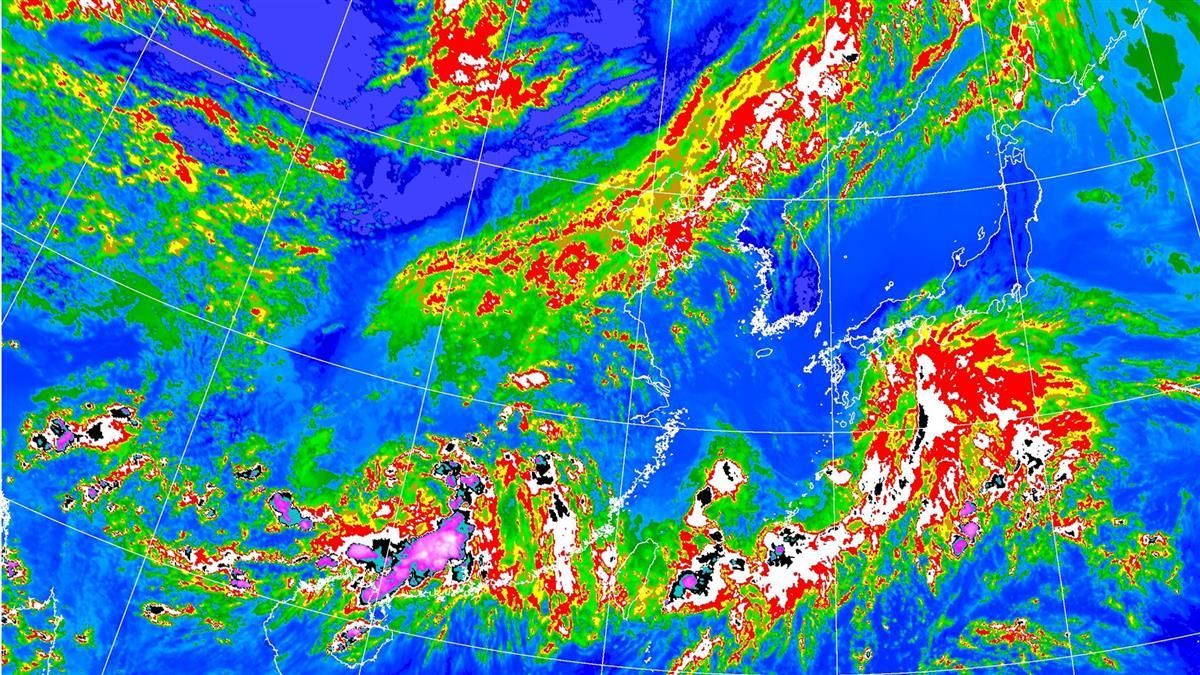 好天氣毀了!2號颱風「鸚鵡」恐生成 這天起又要下雨