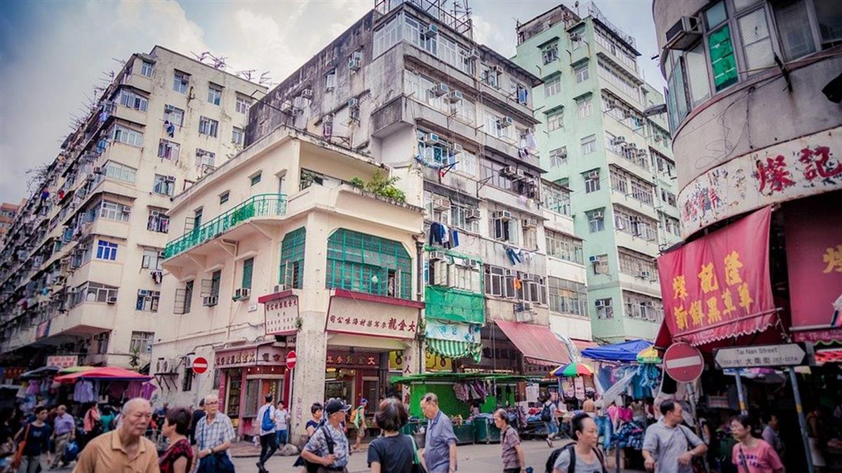 外派人員生活費最高城市 香港居首台北第28