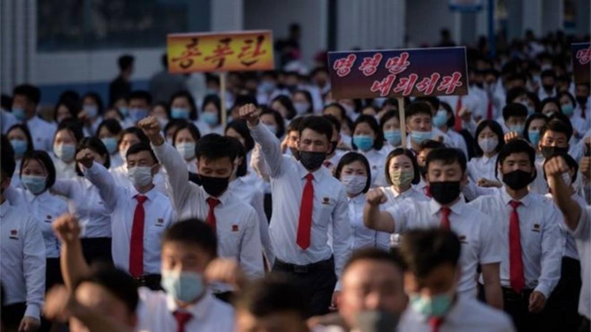 朝鮮切斷與韓國官方通訊 氣球傳單可能是誘因