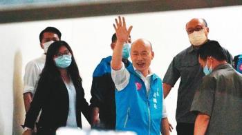 「韓成被封住的孫悟空」 綠委:他的一個動作將拖垮藍營