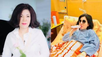 哭了!62歲陳文茜罹肺腺癌急開刀 終於憶傷痛吐心聲