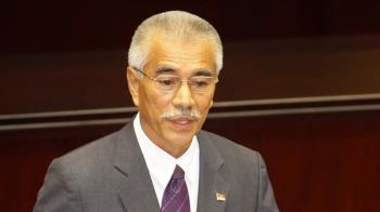 吉里巴斯大選 前總統湯安諾:與兩岸邦交是關鍵