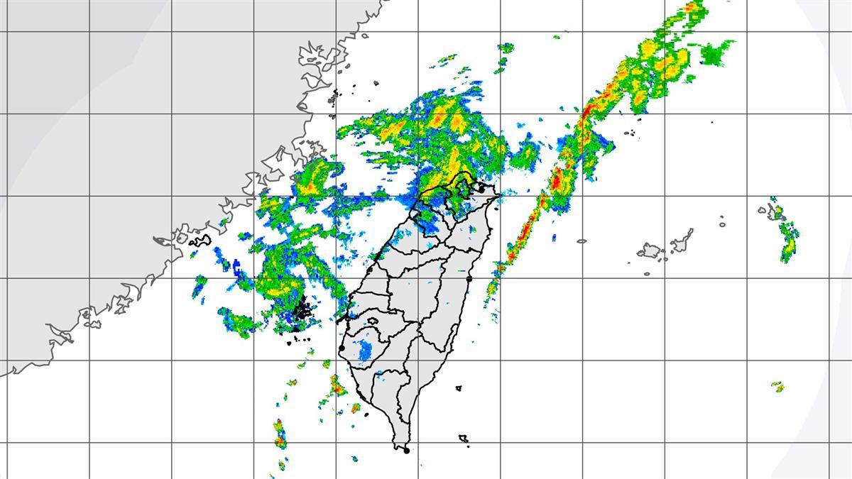 鸚鵡颱風周末恐生成!這3天轉雨 模擬路徑曝