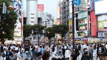 不管疫情!日人都往東京跑 人口首破1400萬