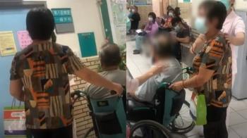 安排個O!老婦想插隊遭拒 嗆醫護:我要投訴這醫院