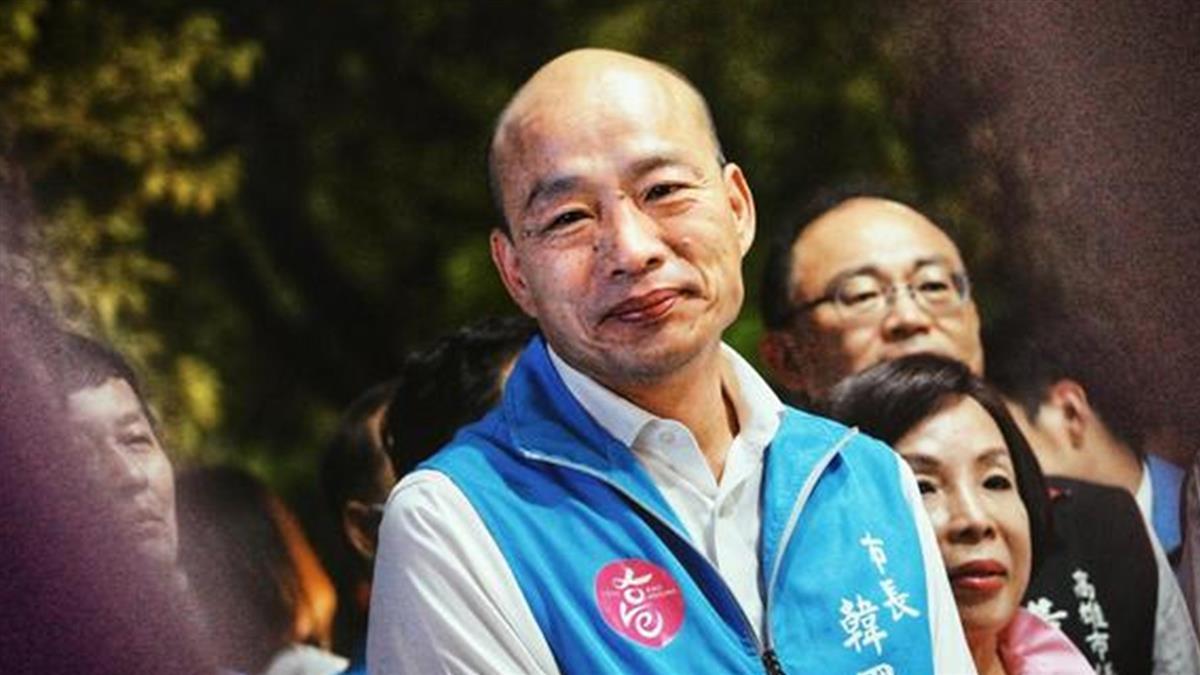 韓國瑜是政壇少見單細胞生物?劉寶傑:你殺不死他