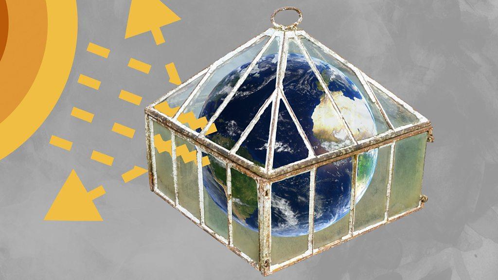 二氧化碳究竟如何使地球變暖