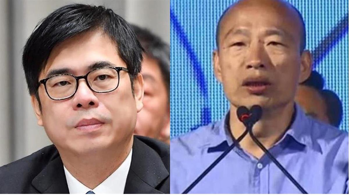 韓國瑜明解職 陳其邁17日請辭投入高雄市長補選