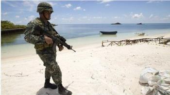 南沙群島熱點:菲律賓在中業島擴大基建
