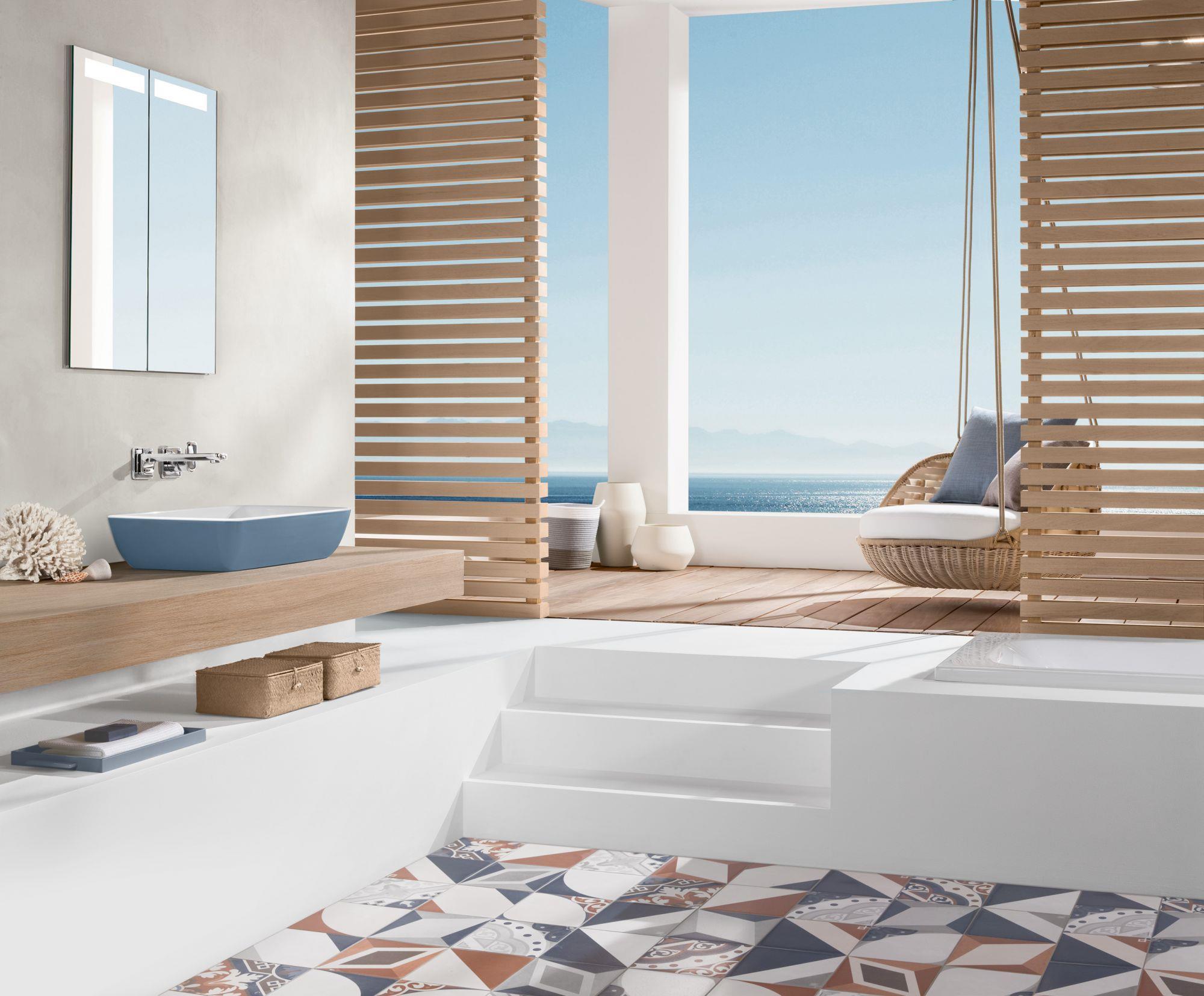 重新打造你的浴室 洗澡猶如置身五星飯店