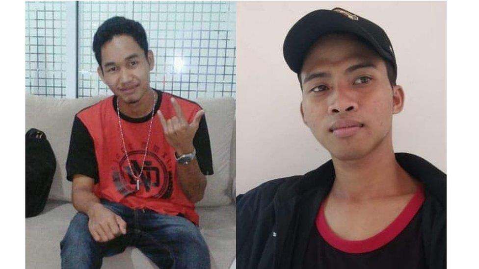 慘死在外國漁船上的印尼漁工 他們的屍體被拋入海中