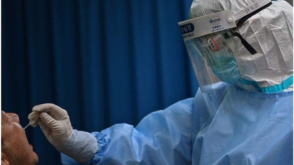健康碼及核酸檢測: 香港重連中國內地需跨兩關