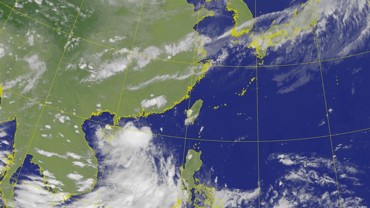 颱風鸚鵡外圍雲系影響!這6縣市大雨特報