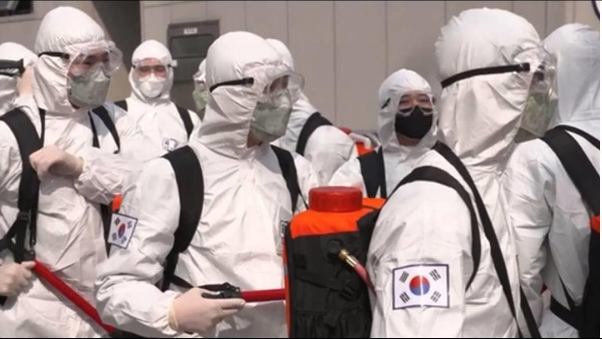 南韓武肺又失控!一天新增49例 首爾再爆群聚感染