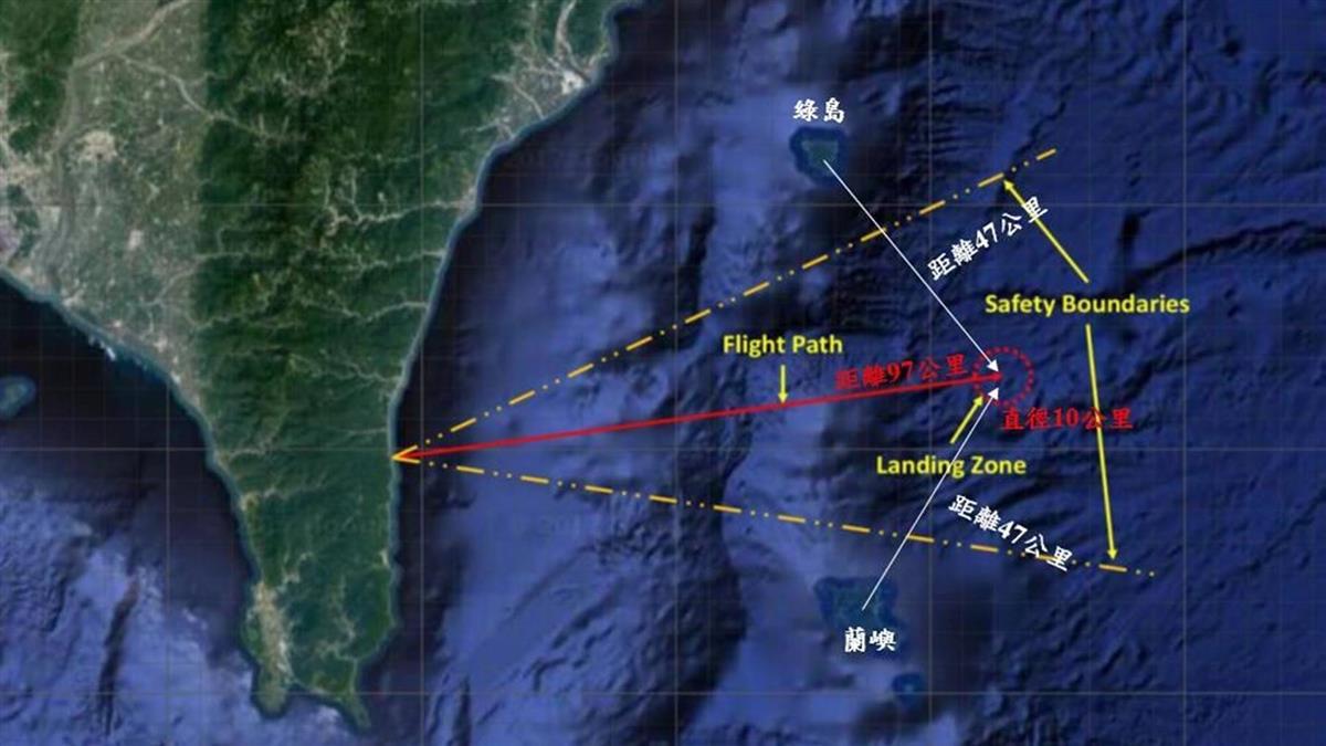 科技部科研火箭管理草案出爐 發射場在屏東旭海