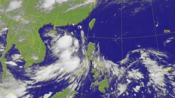 颱風鸚鵡逼近 香港懸掛3號熱帶氣旋警告