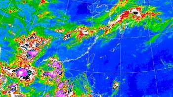 鸚鵡颱風將侵襲大陸!全台防大雷雨 下波變天時間出爐