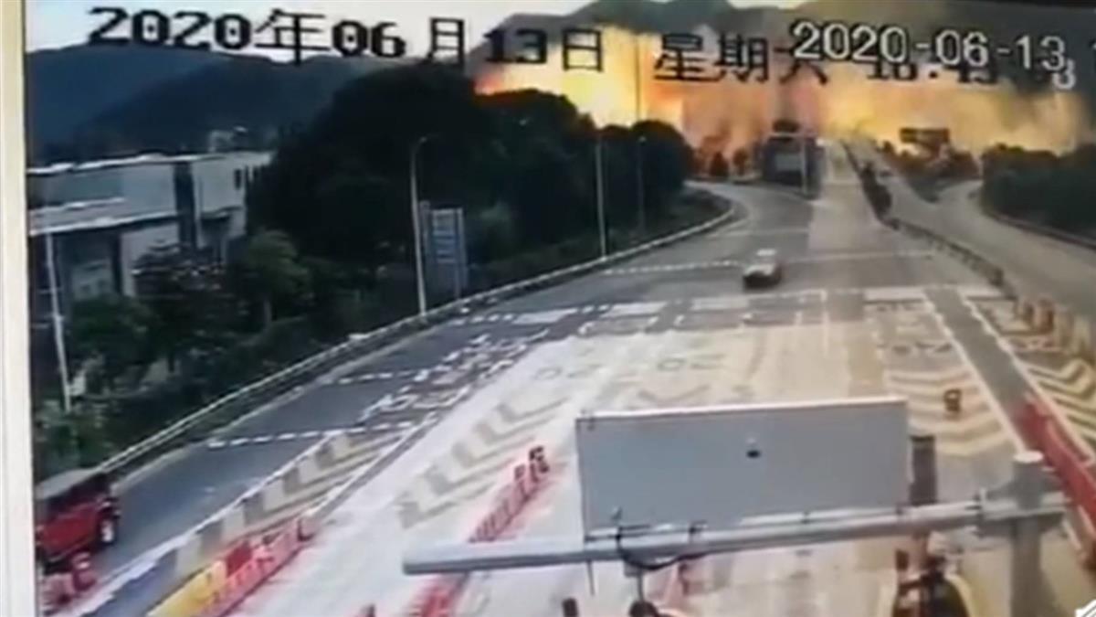 油罐車2次爆炸釀19死!200房全毀 恐怖畫面曝