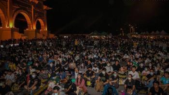 反送中運動一週年 林夕籲援港:給台灣政府多點時間立法