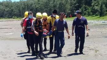 台東「天空之鏡」驚傳溺水 3高中生遭大浪捲落海