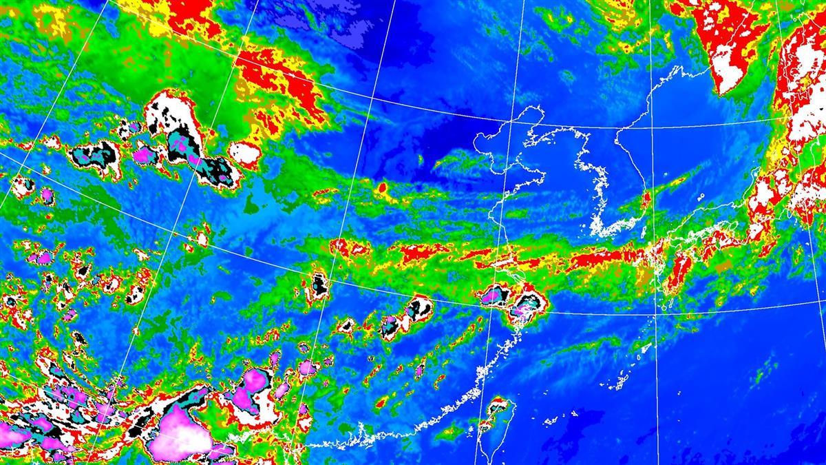 雨彈狂襲!17縣市發布豪雨、大雨特報 一周天氣曝