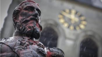 佛洛伊德事件:反種族主義示威者瞄凖的那些著名雕像