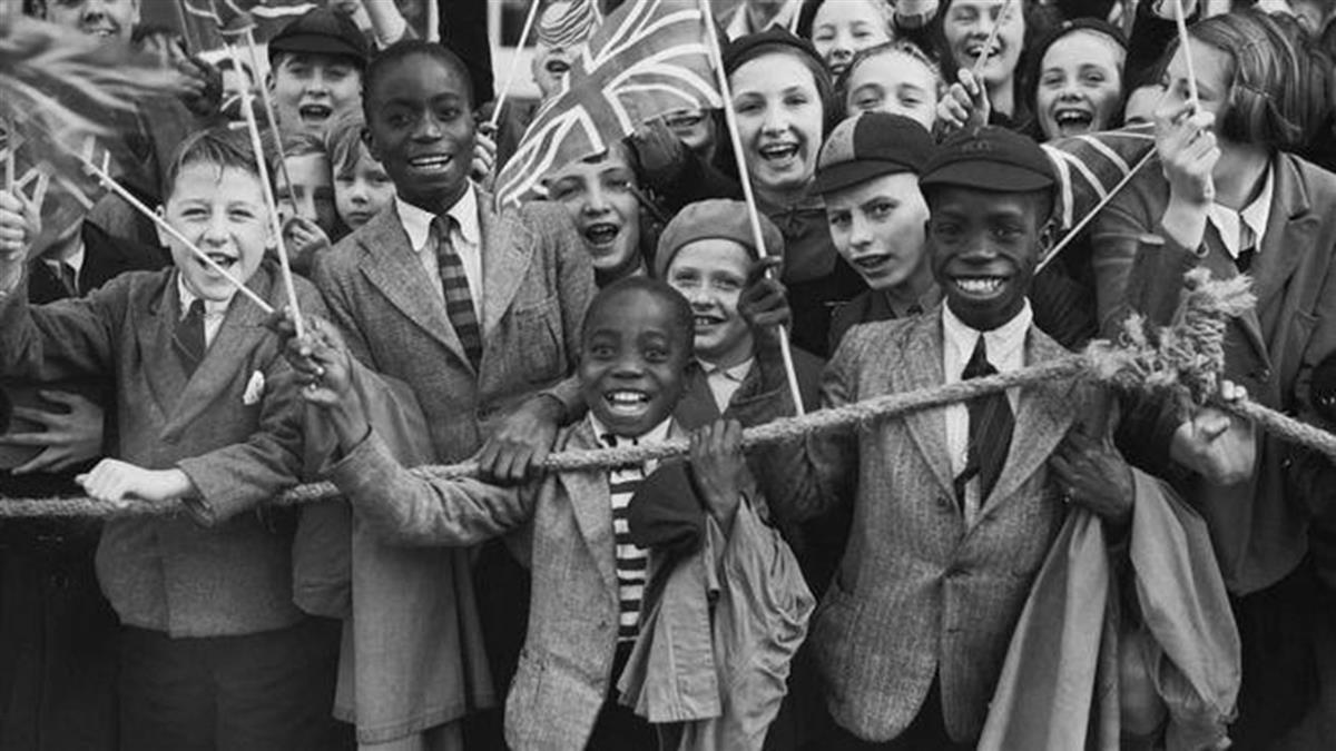 英國推動歷史的一些著名的黑人與事件