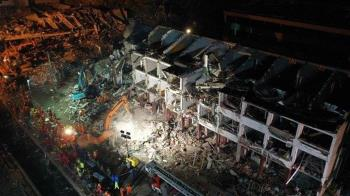 中國浙江溫嶺槽罐車爆炸至少19死172傷