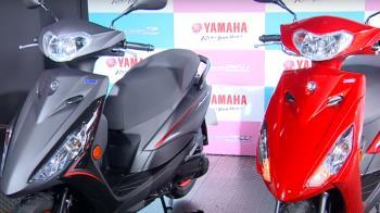 Yamaha七期環保機車搶市 訴求女性輕鬆駕馭