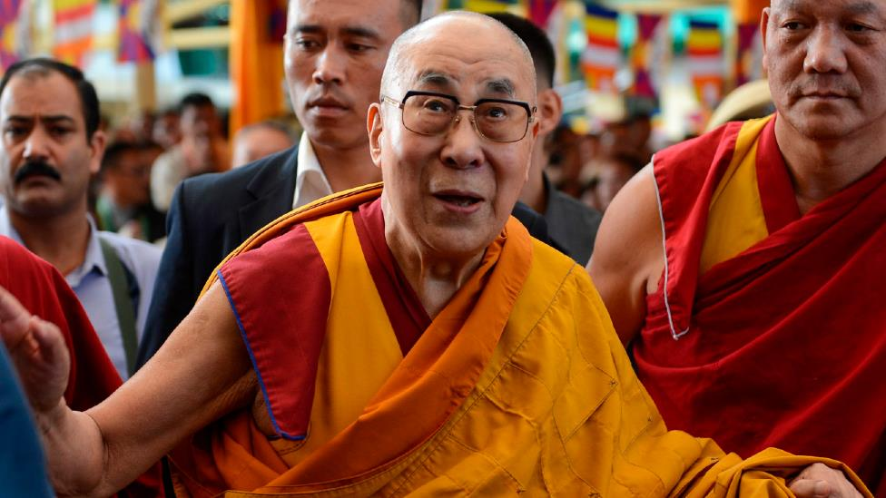 達賴喇嘛:全球70億人「需要一個共同的認知」