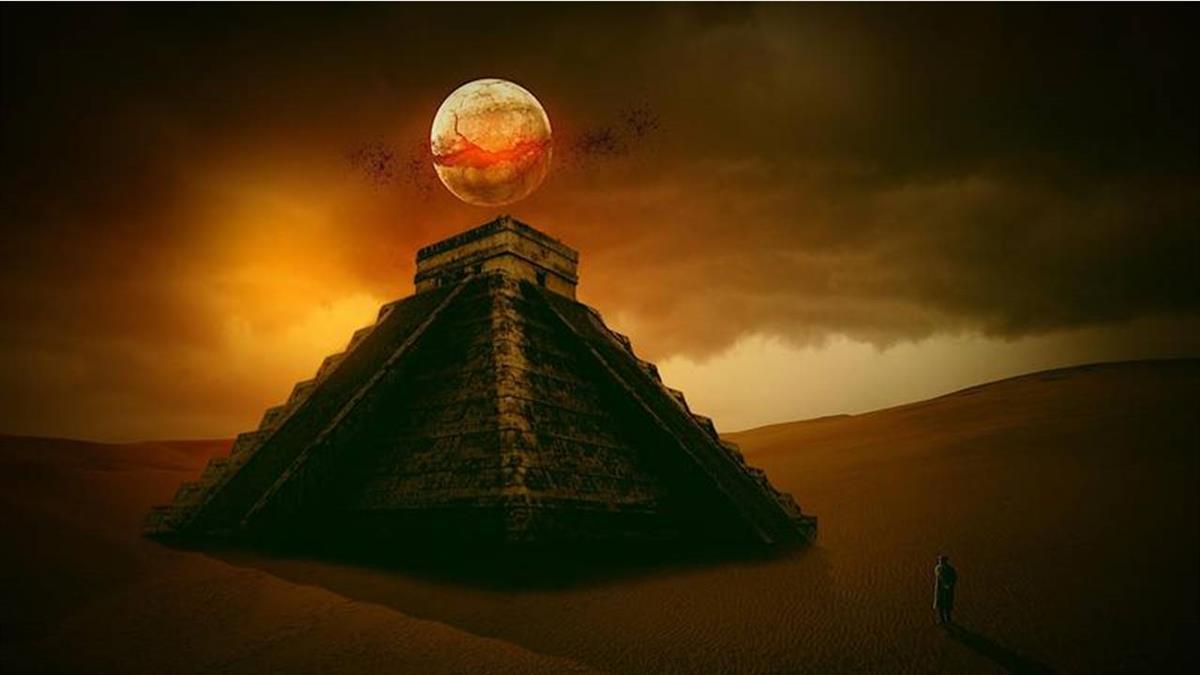 科學家重新演算馬雅曆 世界末日預言是下週