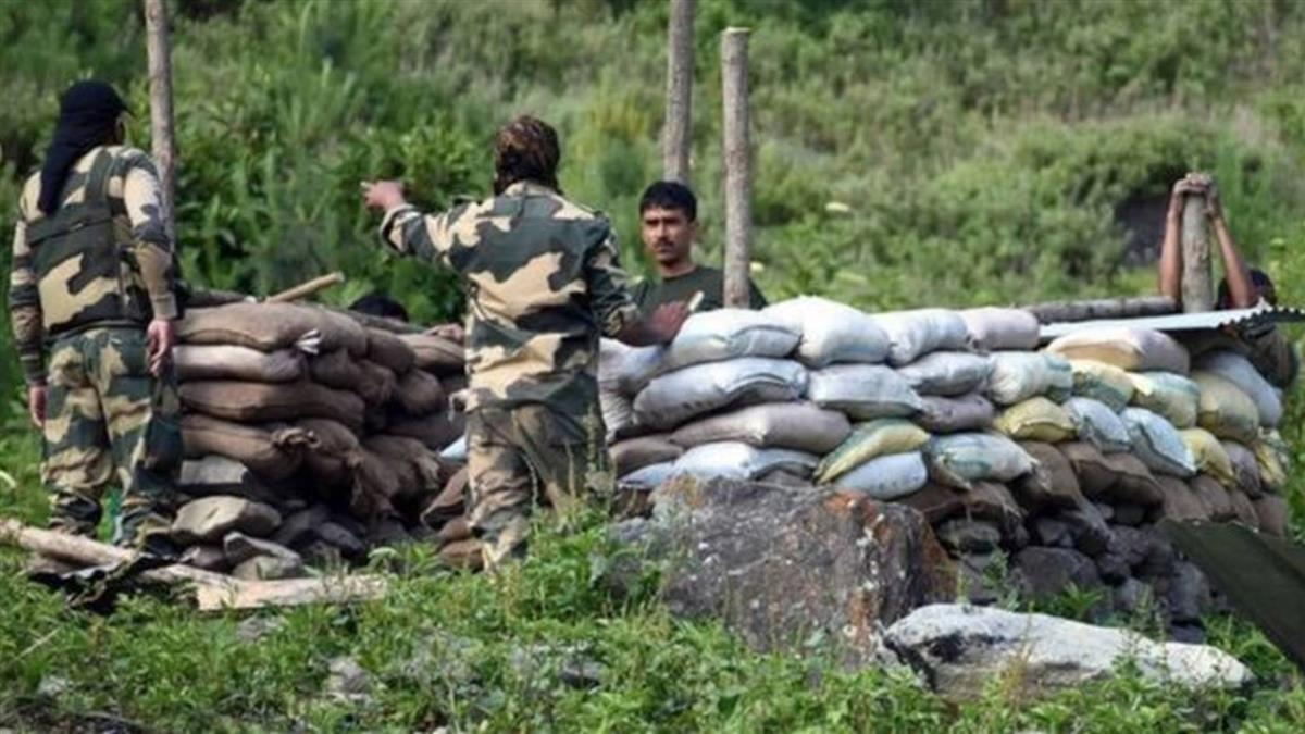 中印邊界衝突:英媒披露細節——兩軍多數傷亡原因是「失足墜崖」