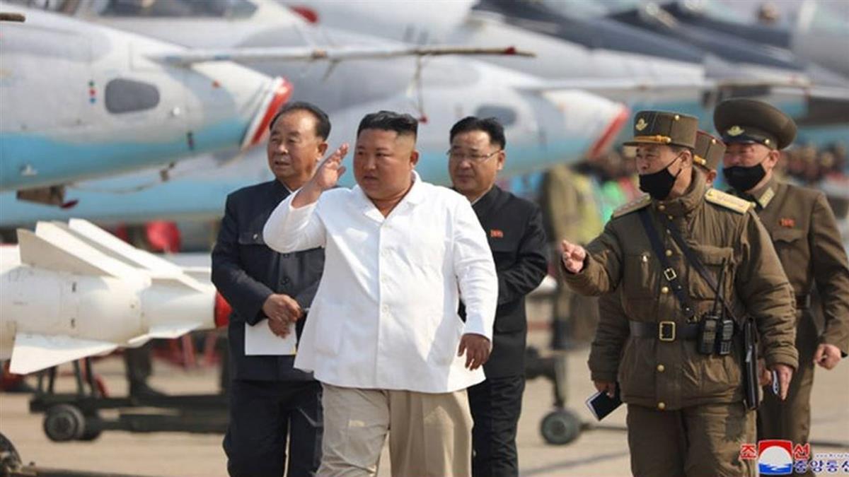 南北韓緊張升溫  疑金正恩專機飛往潛艦製造地