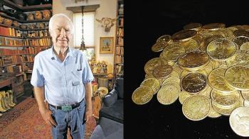 為尋寶6人喪命!富豪價值3千萬寶藏找到了