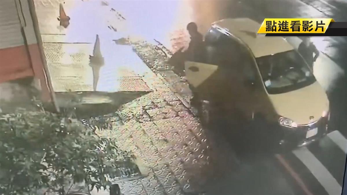 你繞路!小黃大盜毆駕駛行搶 逼錄音「自願給錢」