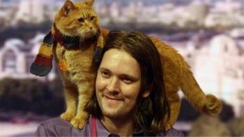 英國傳奇流浪貓鮑勃辭世——牠改變了主人的命運