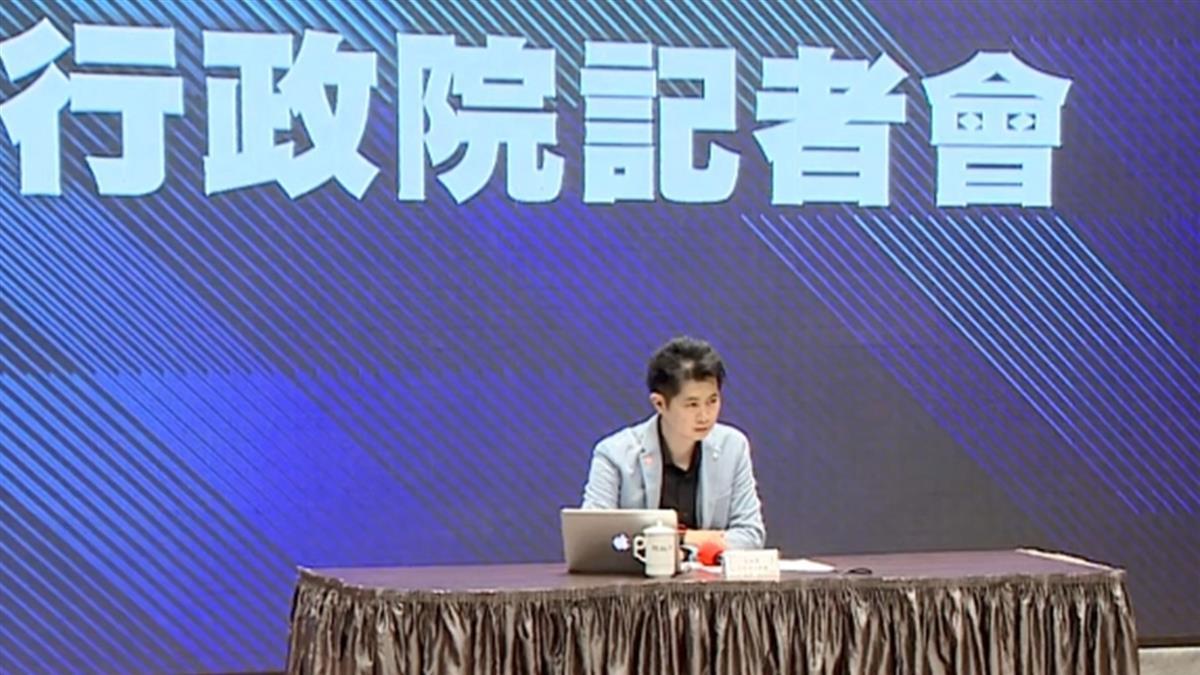 快訊/行政院宣布沈榮津接副院長 王美花升經濟部長