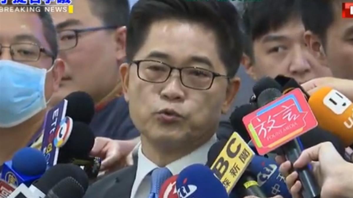 親曝接受監院副手提名2原因!黃健庭:尊重黨紀處理