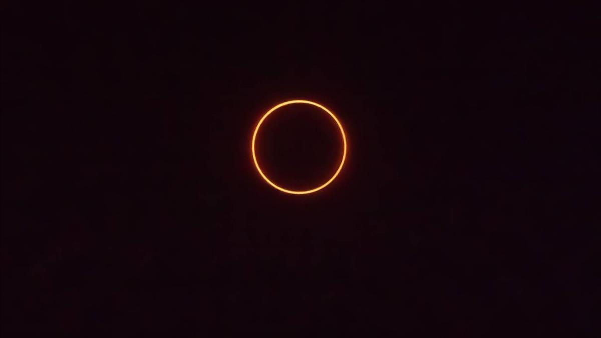 錯過再等200年!星空迷年度盛事 2020首次「日食」本周末登場