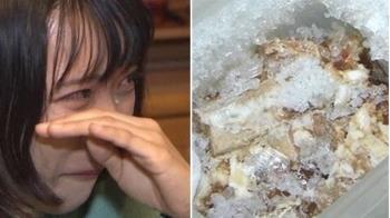 亡母留下「最後料理」冷凍5年 正妹邊吃邊哭:是媽媽的味道