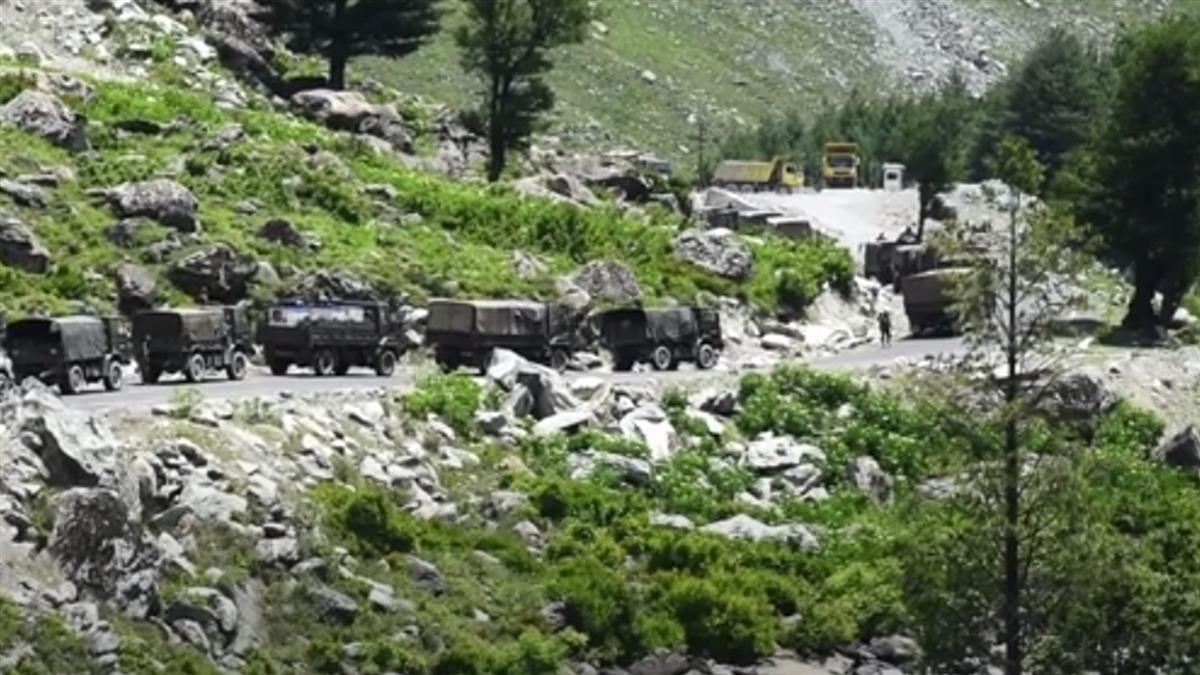 中印衝突63人亡...原因竟是「一頂帳篷」