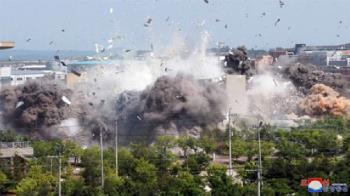 新韓戰若引爆!北韓揚言用核武炸美國:絕不寬貸