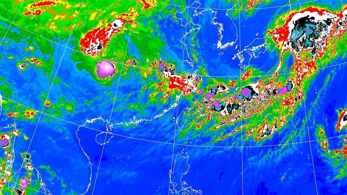 明變天!中南部轉雨 端午4天連假天氣曝