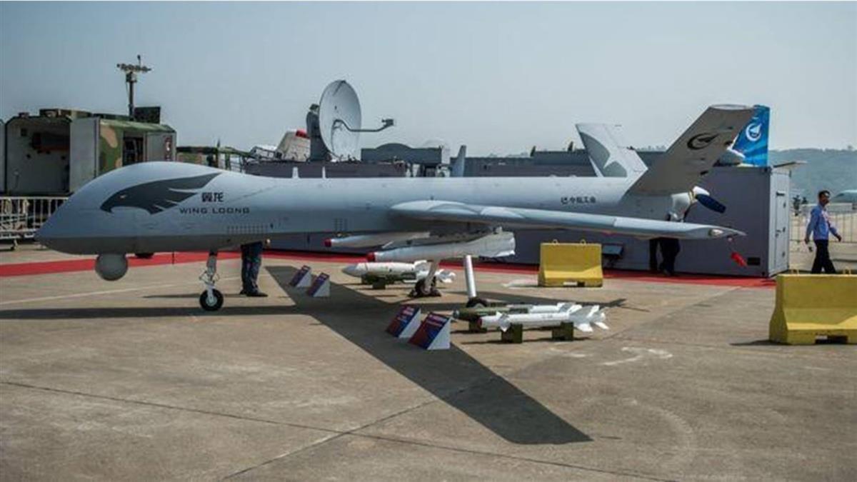 人類首次無人機戰爭 利比亞成中國武器試驗場