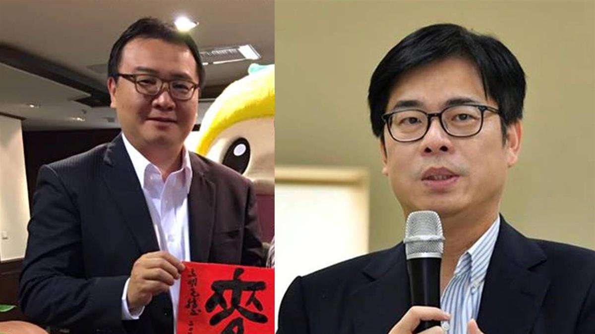 拚補選市長 陳其邁競選團隊許立明任主委