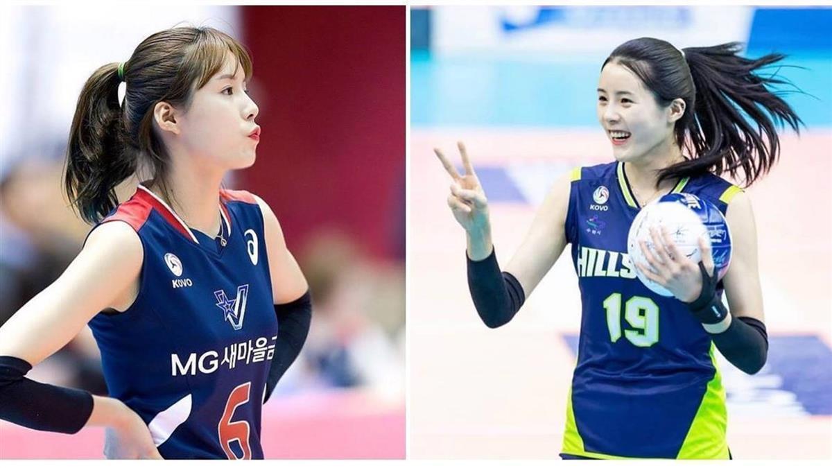 忘不了女排19號!韓國最正球員李多英 網友:戀愛了